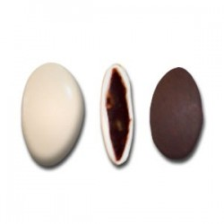 Dragée Chocolat Délice Verni (500 grs)