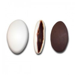 Dragée chocolat extra