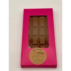 Tablette de chocolat LAIT SANS SUCRE