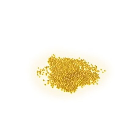Perlettes Or 4mm (100 grs)